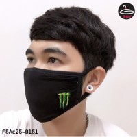 BLACK MASK MONSTER  NO.F5AC25-0151