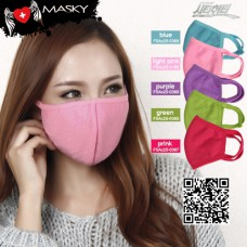 City hunter mask health mask micron air filter 5 colors