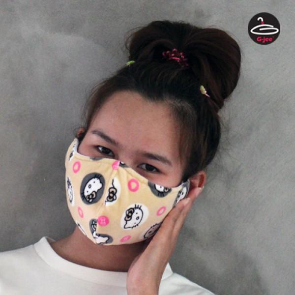 Mask fashion Kitty  No.F1Ac25-0012