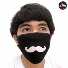 Mask Mustache NO.F5AC25-0192