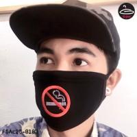 BLACK MASK No Smoking F5Ac25-0183