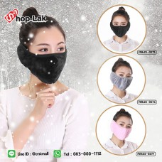 Gag Cover the ears to cover the cold. Velvet fabric is comfortable to wash. Available in 3 colors.