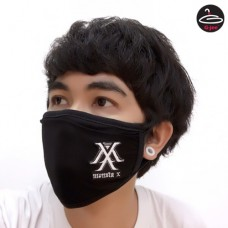 BLACK MASK  monsta x No.F5Ac25-0193