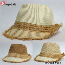 MJ hat weave MJ weave hat MJ weave Michael's hat weave the color of the end of the shaggy 3 types No.F1Ah12-0033