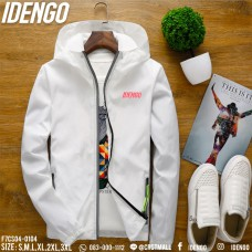 NEON JACKET, REFLECTIVE JACKET, LOGO EMBROIDERY, By  IDENGO  No. F7Cs04-0098