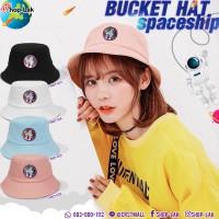 Bucket Bucket Hat Vintage Bucket Hat Rocket Rocket Vintage Style Casual Wear No.F7Ah32-0123