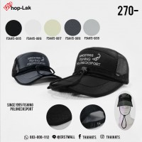Mesh cap embroidered SINCE1955 fishing polonecksport have 5 color No. F5ah15-0815.