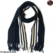 Scarf Scarf Striped Scarf Scarf Knitting yarn knitting yarns 4 colors sidebar No.F5Ac25-0099