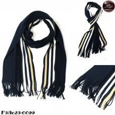 Scarf Scarf Striped Scarf Scarf Knitting yarn knitting yarns 4 colors sidebar No.F5Ac25-0099