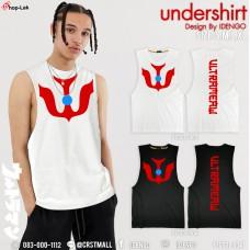 Ultraman Tank Top (Man) from Ultraman Buddha news. Come to the design of a cat (man) shirt. No.F7Cs01-0047