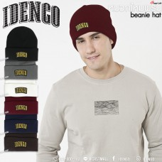 Embroidery hat IDENGO, gold color, put together in winter (can fit both men and women), 6 colors to choose, beanie hat (F7Ah14-0082)