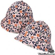 LOVE pink cap Bucket