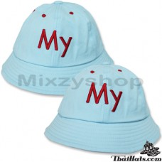 My Hat Bucket Embroidery