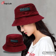 Year Cap Hat Bucket hat UCLA Red Hat No.F5Ah32-0070