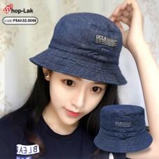Year Cap Hat Bucket Hat UCLA Hat Dark Denim No.F5Ah32-0056