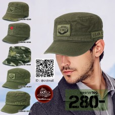 Military cap, camouflage cap Short Sleeve Hooded Jacket Green JAPAN Military Helmet