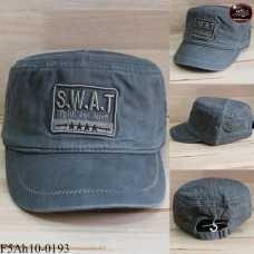 JAPAN Military Helmet, S.W.A.T. The back is adjustable seat belt No.F5Ah10-0193.