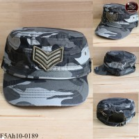 JAPAN LADY HAND MILITARY STRIPE The back is adjustable seat belt No.F5Ah10-0189.