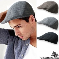 Hats, Hats, Hats, Hats, Stripes, Vintage Hats, Hats, Hats, Flat Hats, H36 flat cap, Back Elastic Adjustable side. Product has 3 colors.