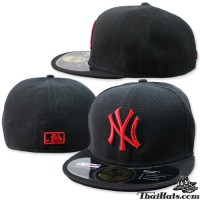 HIPHOP full hat, HIPHOP NY hat, black, red embroidery, all products are 3 SIZE No.F1Ah47-0356