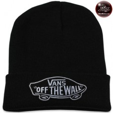 Black VANS knit cap