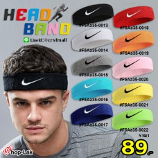 Fashionable Hairstyle Embroidered logo, NIKE logo, flexible 100% cotton fabric, comfortable to wear, 10 colors No.F5Aa35-0013