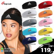 """Headband sweater """"ADIDAS / 3 BARS"""" 100% comfortable to wear. There are 10 colors. No.F7Aa35-0001"""