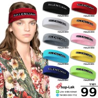 Fashionable Hairstyle BALENCIAGA BALENCIAGA 100% Cotton Comfortable, Available in 10 Colors No.F5Aa35-0043