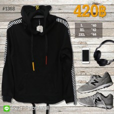 Hooded Hood Long Sleeve Hooded Jacket in Bigbang Luke No.1368