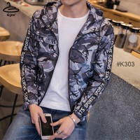 Military Hooded Jacket The Umbrella is made of SPORTS fabric with 5 size No.K303