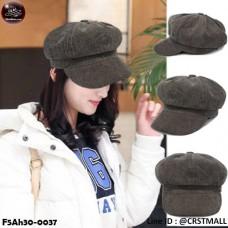 Gray Hooded Cap Newsboy cap with 3 colors No.new-0050 Cool pumpkin hat Comfortable head cap Newsboy