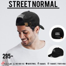 Pattern camouflage cap fitted black lace STREET NORMAL # F7Ah15-0065
