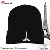 Fashion hat Eiffel Tower Embroidery Embroidery / Paris No.F7Ah14-0039